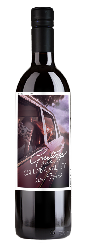 greetings 2016 vintage merlot